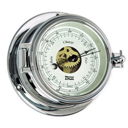 Weems & Plath Endurance II 105 Open Dial Barometer