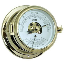 Weems & Plath Endurance II 115 Barometer / Thermometer