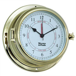Weems & Plath Endurance II 135 Time & Tide Clock