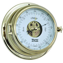 Weems & Plath Endurance II 135 Open Dial Barometer