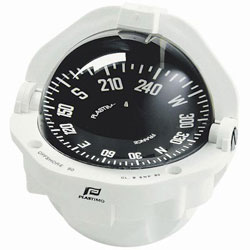 Plastimo Offshore 105 Compass - Steering Con Flush Mount - Flat Card