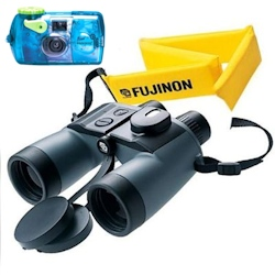 Fujinon Mariner WPC-XL Marine Binocular with Compass and<b> FREE CAMERA</b>