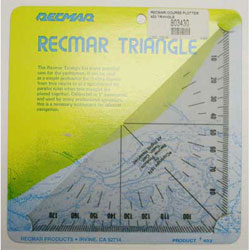 Recmar 403 Chart Plotting Triangle