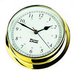 Weems & Plath  Endurance 125 Clock