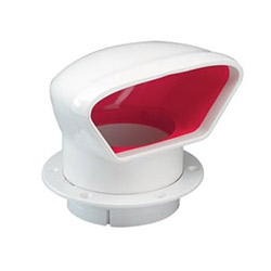 Nicro Low Profile Snap-In Cowl Vent - 4