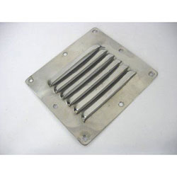 Sea-Dog Rectangular Louvered Vent