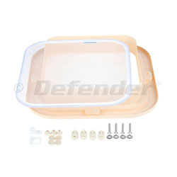 Lewmar Hatch Trim and Screen Kit
