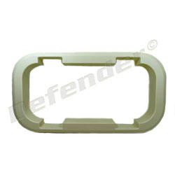 Lewmar Portlight Interior Replacement Trim - Size 1
