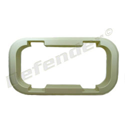 Lewmar Portlight Interior Replacement Trim - Size 4