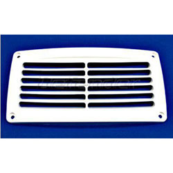 Nuova Rade Rectangular Topline Louvered Vent