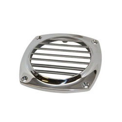 "Sea-Dog 3"" Flush Thru Vent - 3"""
