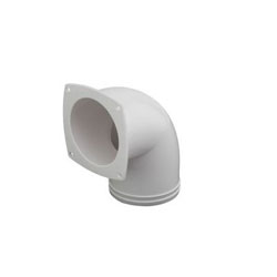 Sea-Dog Hose Vent Elbow - 90°