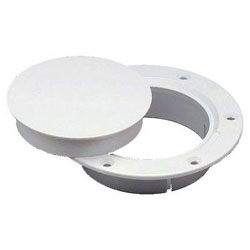 "Nicro 3"" Snap-in Deck Plate"
