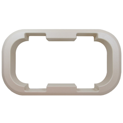 Lewmar Replacement Portlight Trim Ring - Size 2