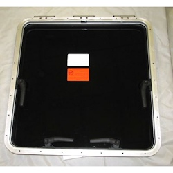 Bomar 2000 Series Extruded Hatch
