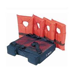 Kwik Tek T-Bag, T-Top / Bimini Top PFD Storage Pack