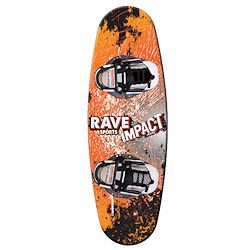 RAVE Sports Junior Impact Wakeboard with Charger Boots