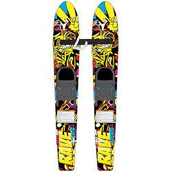 RAVE Sports Kid's Trainer Water Skis