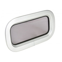 Lewmar Standard Rectangular Size 1 Fixed Portlight