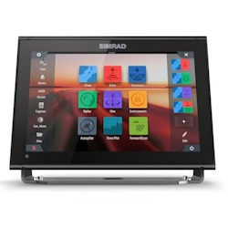 Simrad GO12 XSE Multi-Function Display without Transducer (000-14137-001)