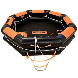 Revere USCG IBA Liferaft  - 4-Person / Valise