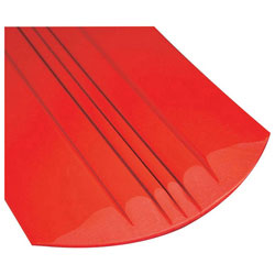 Megaware KeelGuard 9' Kit - Red