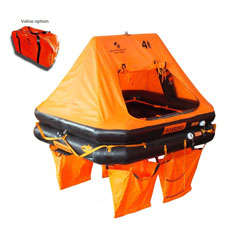 Ocean Standard Life Rafts by Ocean Safety - 6 Person