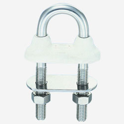 Wichard Watertight U-Bolts - White