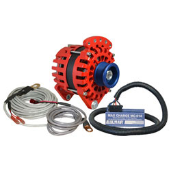 Balmar XT Series Dual Foot Marine Alternator Kit