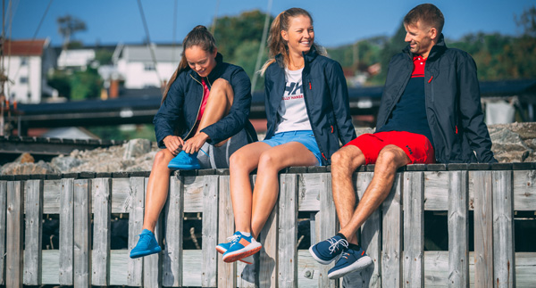 Helly Hansen Apparel, Bags and Footwear