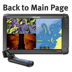 Lowrance Carbon 16 Fishfinding Information