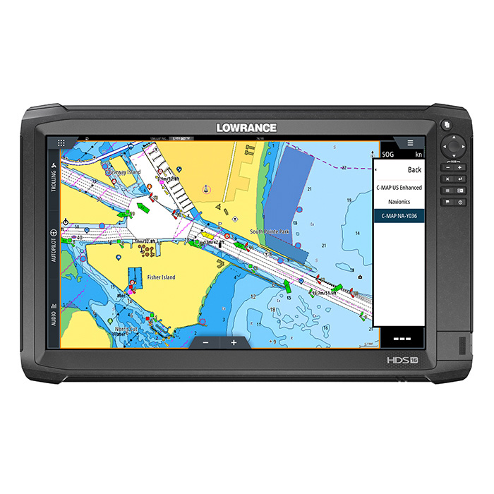 Lowrance Carbon 16 Photo Gallery