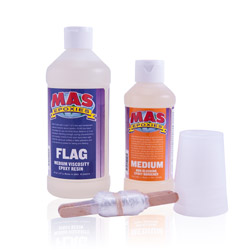 MAS Epoxy Repair Kit