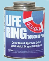 Flexdel Life Ring Touch-Up Paint