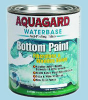 Aquagard Water-based AntiFouling Paint