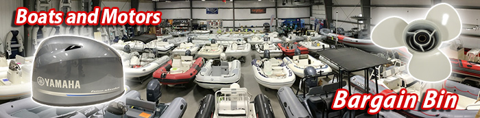 Boats and Motors Bargain Bin