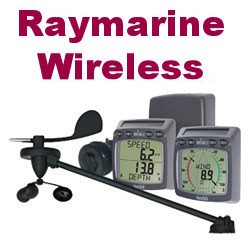 Raymarine Wireless (Formerly Tacktick)