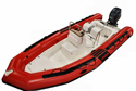 Inflatable Rescue Boats - Rigged RIB Packages
