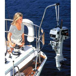 Forespar Davits and Lifts