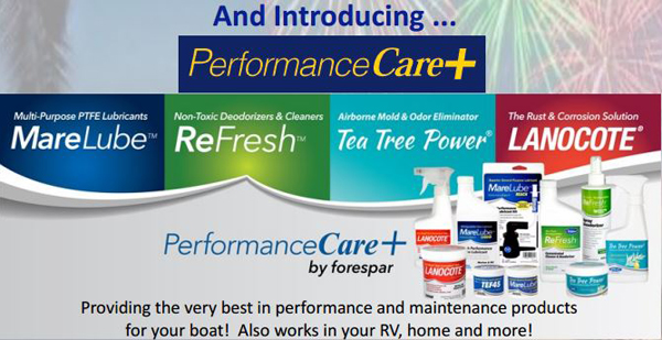 Forespar Performance Care +