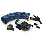 Jabsco & Flojet Washdown Pumps