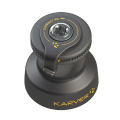 Karver Ultra Compact Winch