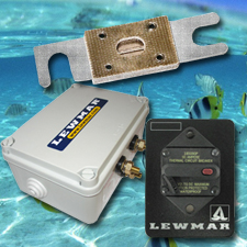 Lewmar Fuses and Solenoids