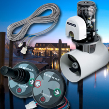Lewmar Thrusters, Controls & Accessories