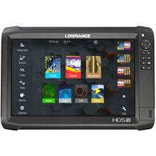 Lowrance High Definition Carbon Series