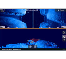 Lowrance StructureScan 3D