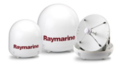 Raymarine Satellite TV Systems for Sale