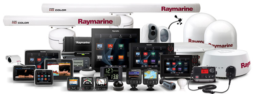 Raymarine Electronics, Radar Packages & GPS - Raymarine