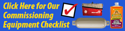 Spring Commissioning Equipment Checklist