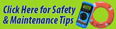 Safety & Maintenance Tips